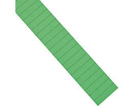 magnetoplan® Markierungsstreifen - 8 mm Strich, 7 VE à 10 Stk - grün