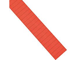 magnetoplan® Markierungsstreifen - 8 mm Strich, 7 VE à 10 Stk - rot