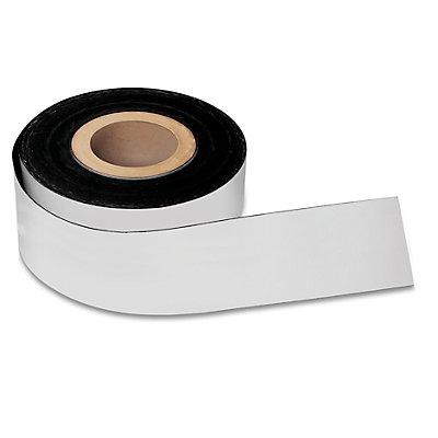 magnetoplan® Magnetband - weiß