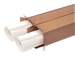 magnetoplan® Pinnwand-Papiere - VE 50 Stk - weiß