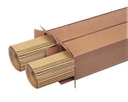 magnetoplan® Pinnwand-Papiere - VE 50 Stk - braun