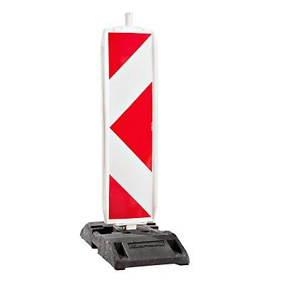 Schake Sicherheitsbake, doppelseitig - Stutzenmaß 60 x 60 mm