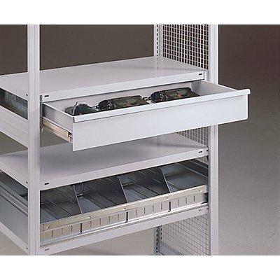 hofe Einbau-Einzelschublade - ohne Verschluss, für Fachbodentiefe 500 mm
