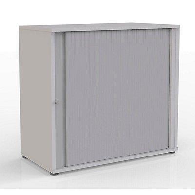Wellemöbel VERA Rollladenschrank, stapelbar - 1 Fachboden, Höhe 735 mm