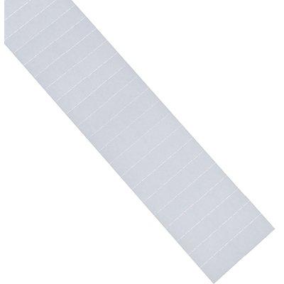magnetoplan® Etiquettes ferrocard - h x l 22 x 28 mm, 3 lots de 75 pièces