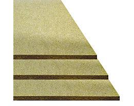 Etagenboden mit Tragkonstruktion - Spanplatte - für Boxbreite 1200 mm