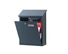 Großraum-Briefkasten - HxBxT 450 x 326 x 162 mm