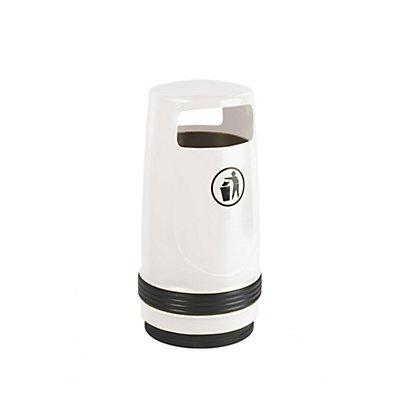 Abfallsammler - Inhalt 90 l, Ø 490 mm