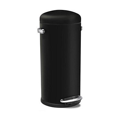 Tret-Abfallsammler - Inhalt 30 l, mit Inneneimer