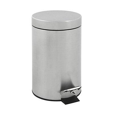 Tret-Abfallsammler, Kunststoff-Inneneimer - Inhalt 3 l