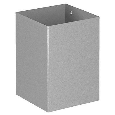 Papierkorb, quadratisch - Inhalt 21 l