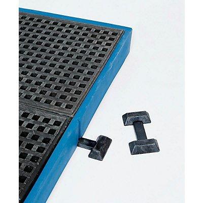 Verbindungselement - Distanzverbinder - für PE-Flachwanne