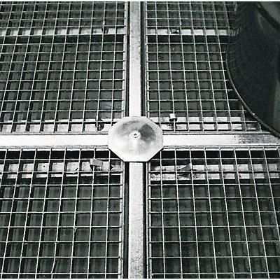 Asecos Verbindungselement - Kreuzverbinder - zum Verbinden der Flachwannen