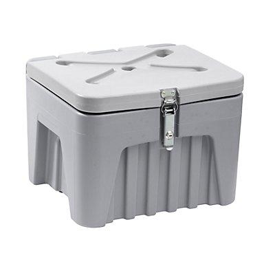 Universalbox, aus Polypropylen, mit seitlichem Schloss, Inhalt 63 l