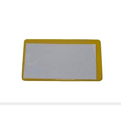 Etikettenhalter - selbstklebend, VE 100 Stk