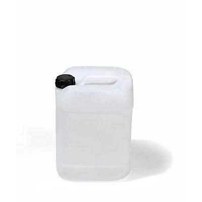 Bidon en polyéthylène - L x l x h 290 x 255 x 390 mm, capacité 20 l