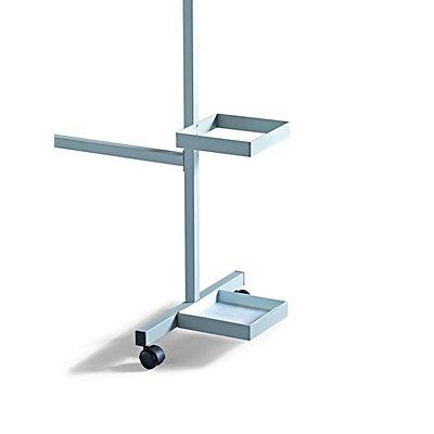 Schirmhalter, für Reihengarderobenständer, HxBxT 80 x 220 x 150 mm