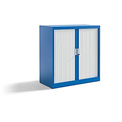 office akktiv Rollladenschrank - BxT 1000 x 450 mm