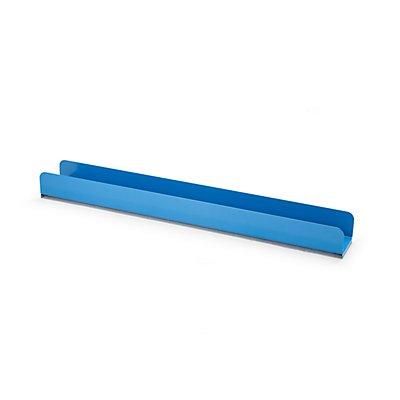 Langgut-Auflage, Breite 1250 mm, Tiefe 150 mm, Tragfähigkeit 150 kg