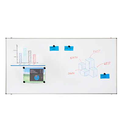 QUIPO Whiteboard BASIC LINE, CC Profil