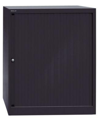 bisley  Bisley Armoire à rideaux Euro, largeur 800 mm, 2 tablettes, noir... par LeGuide.com Publicité