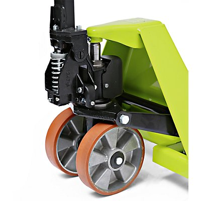 Pramac Paletthubwagen - Lenkräder Polyurethan