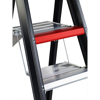 altrex Sicherheits-Stehleiter - einseitig begehbar