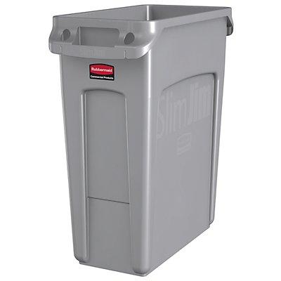 Rubbermaid Wertstoffsammler aus Kunststoff - Volumen 60 Liter
