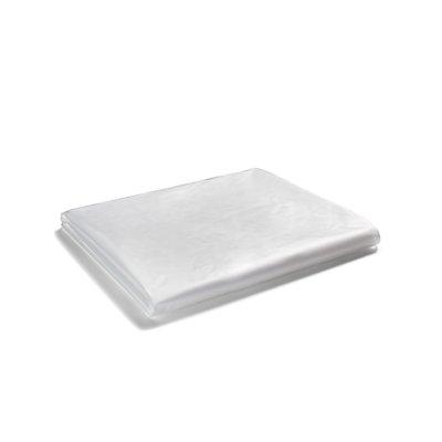 Abfallsack - aus Polyethylen, transparent - Inhalt 240 – 300 l, VE 100 Stk