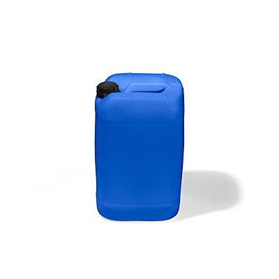 Bidon en polyéthylène - L x l x h 290 x 255 x 465 mm, capacité 25 l