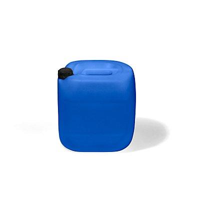 Bidon en polyéthylène - L x l x h 380 x 280 x 400 mm, capacité 30 l
