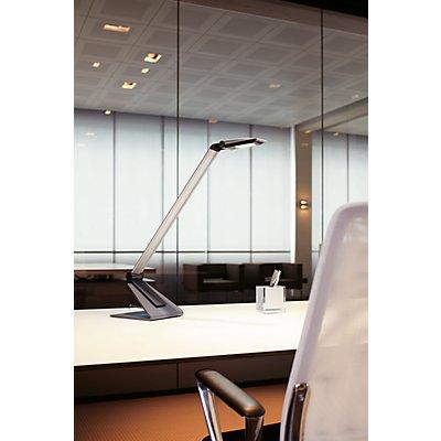 MAUL LED-Designleuchte, 6500 K - 10 W, silber