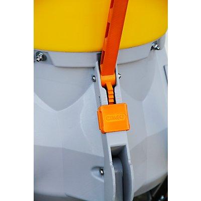 CEMO Streuwagen, für kleine und mittlere Streuflächen Behältervolumen 50 l