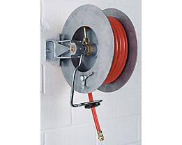 Schlauchaufroller - für Luft bis max. 15 bar