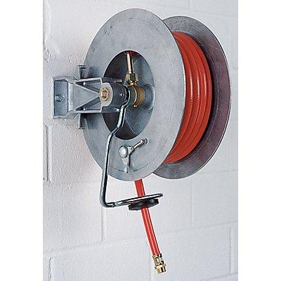 Enrouleur de tuyau - pour air pression max. 15 bars