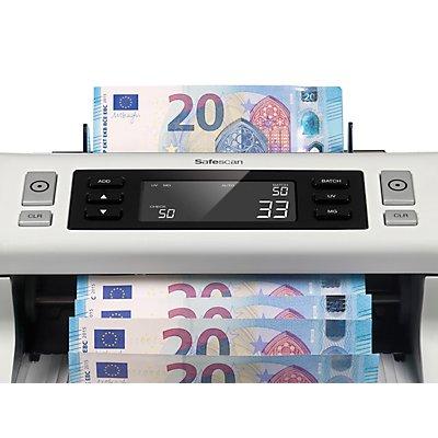 Safescan Automatischer Banknotenzähler - 3fache Falschgelderkennung, SAFESCAN 2250