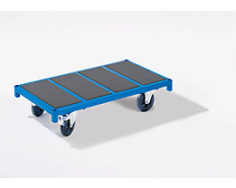 Holzladefläche - 4-teilig - für Ladefläche 1300 x 700 mm