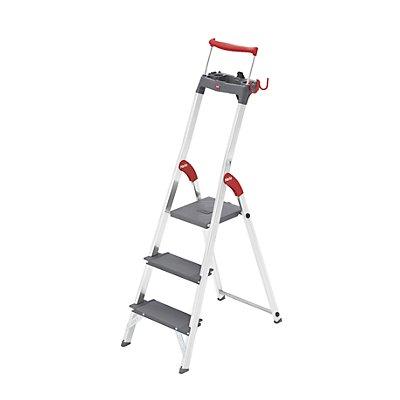 Hailo Schwerlast-Sicherheitsleiter - belastbar bis 225 kg