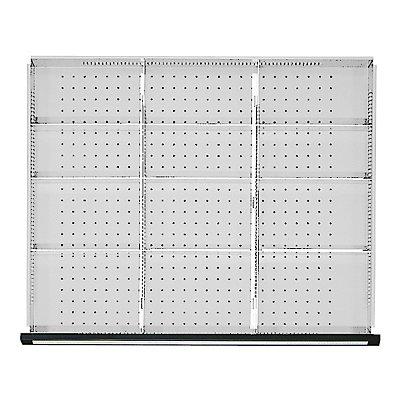 Trennblech 1/3-Teilung, für Schrankbreite 1060 mm für Schubladenhöhe 60 mm