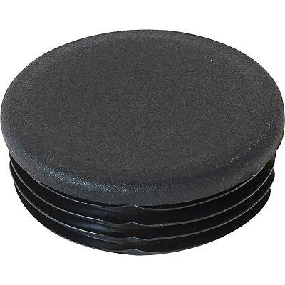 Kunststoff-Kappe, für Rammschutz-Barriere gesteckt