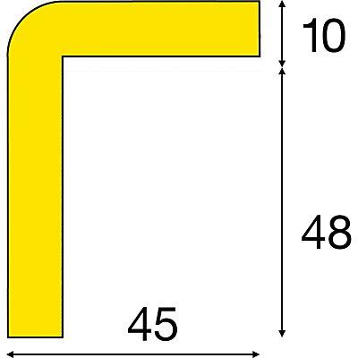 SHG Knuffi Eckenschutz - 1-m-Stück