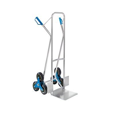 Aluminium-Sackkarre EASY - Treppenkarre - Tragfähigkeit 100 kg