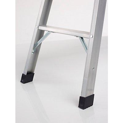 Alu-Arbeitsplattform - 2 Stufen - klappbar