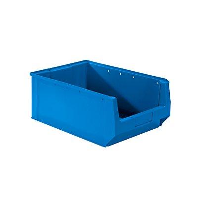 mauser Sichtlagerkasten aus Polyethylen - Inhalt 24,65 l