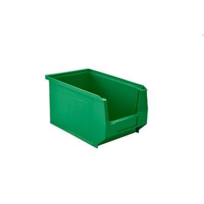 mauser Sichtlagerkasten aus Polyethylen - Inhalt 3,3 l