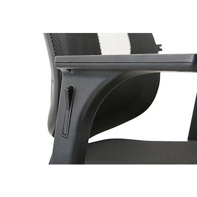 Verstellbare Armlehnen, für Bandscheiben-Drehstuhl 1 Paar