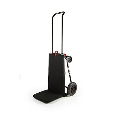 Transportkarre KRANE CART, KRANE CART SOLO LITE, Tragfähigkeit 114 kg, Rohr-Ø 19 mm