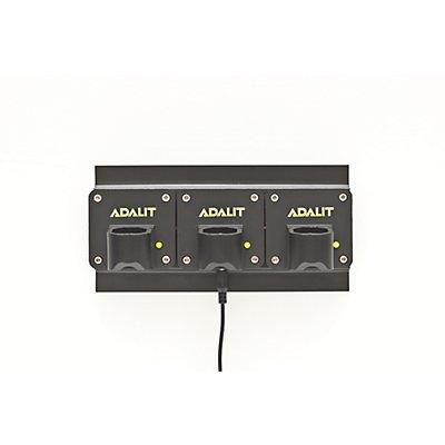 Ladegerät für ADALIT®-Handleuchten - für Lithium-Polymer-Akku