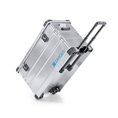 ZARGES Aluminium-Mobilbox, Inhalt 99 l, Außenmaß LxBxH 800 x 400 x 455 mm