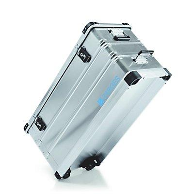 Aluminium-Mobilbox, Inhalt 120 l, Außenmaß LxBxH 960 x 400 x 455 mm